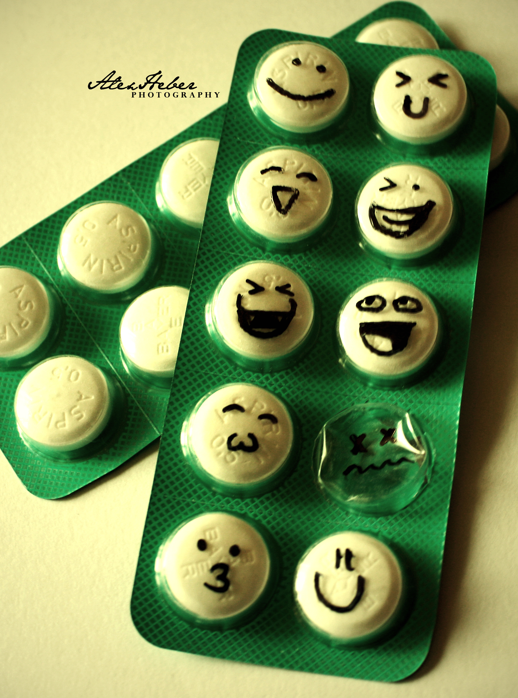 'Happy' Pills? | A New Name