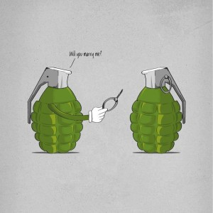 grenade marriage