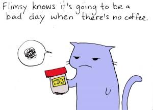 bad day coffee