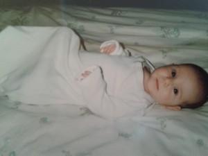 heather baby 2