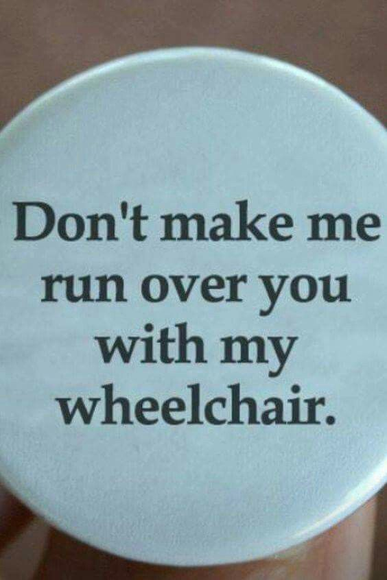 My Wheelchair is a Tool, Not a Box