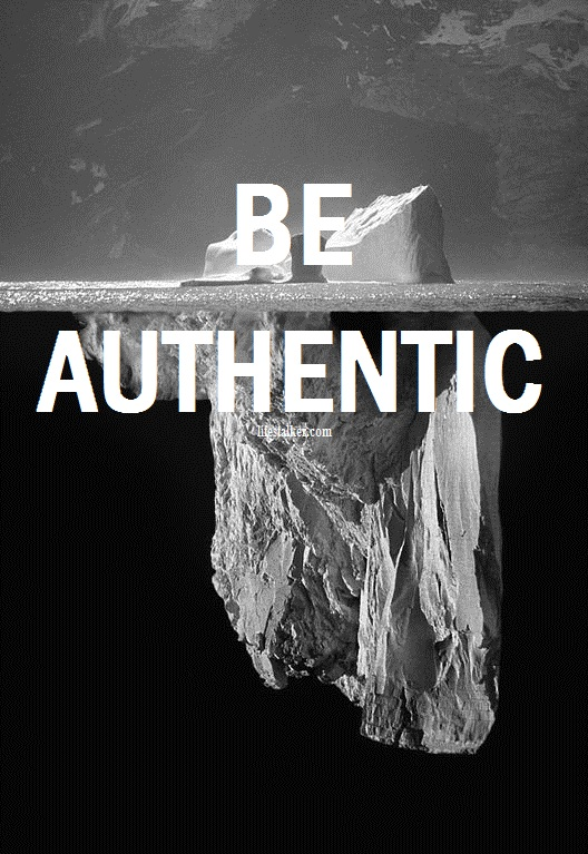 The Problem with 'Authentic'