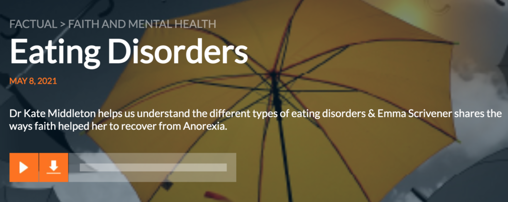 Eating Disorders: An Interview with TWR